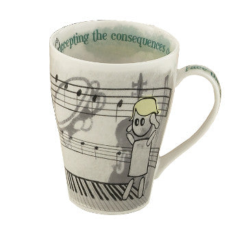 #FTM422 - 15 OZ.MUG-FACE THE MUSIC  -  32/CASE