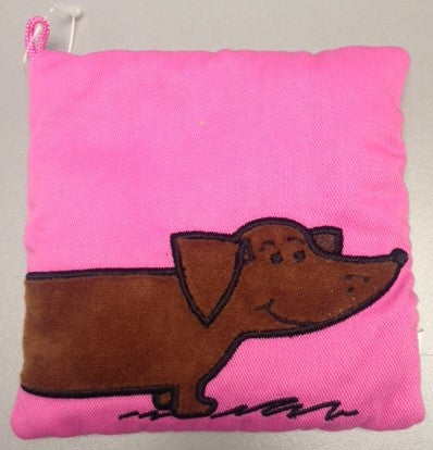 "#H12322 - 5""SQ.BEANTASTIC BAGS-DOG  -  72/CASE"