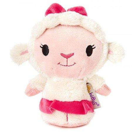 #KDD1026 - PLUSH ITTY BITTY-LAMBIE  -  128/CASE