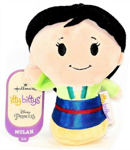 #KDD1028 - PLUSH ITTY BITTY-MULAN  -  128/CASE