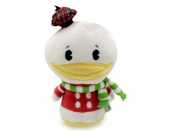 #KDD1358 - ITTY BITTYS XMAS DONALD DUCK  -  192/CASE