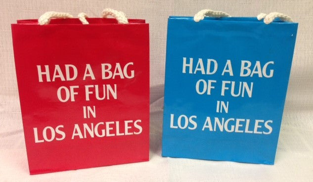 #LC4854 - CITY BAG - L.A.  -  576/CASE