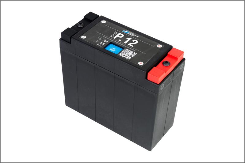 Pulse IPT Battery P.12