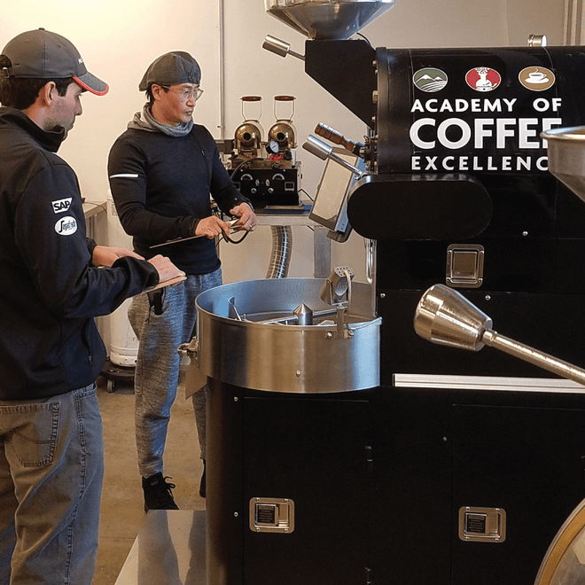 Learn Roasting Coffee