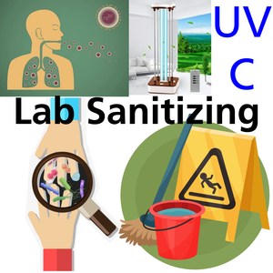 Lab Sanitizing Procedures