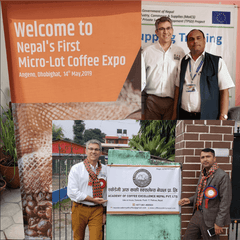 Nepal Micro Lot Cupping