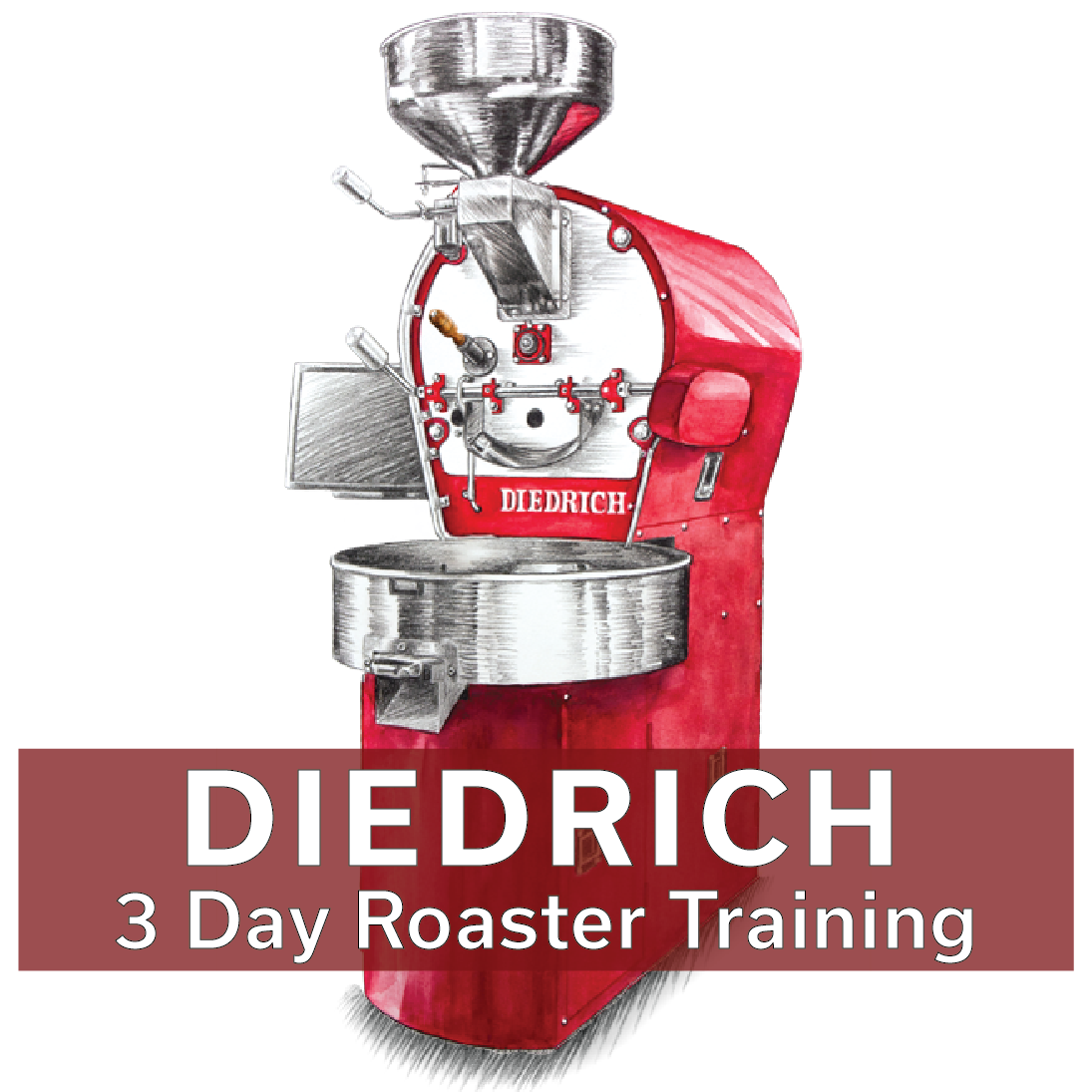Diedrich Friday - Saturday - Sunday Day Course
