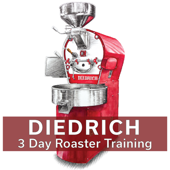 Diedrich 3rd Monday 3 Day Course