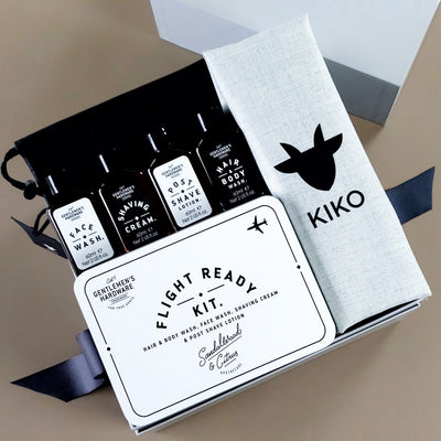 Flight Ready Men's Travel Gift Box