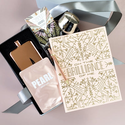 Heart of Rose Gold Gift Box