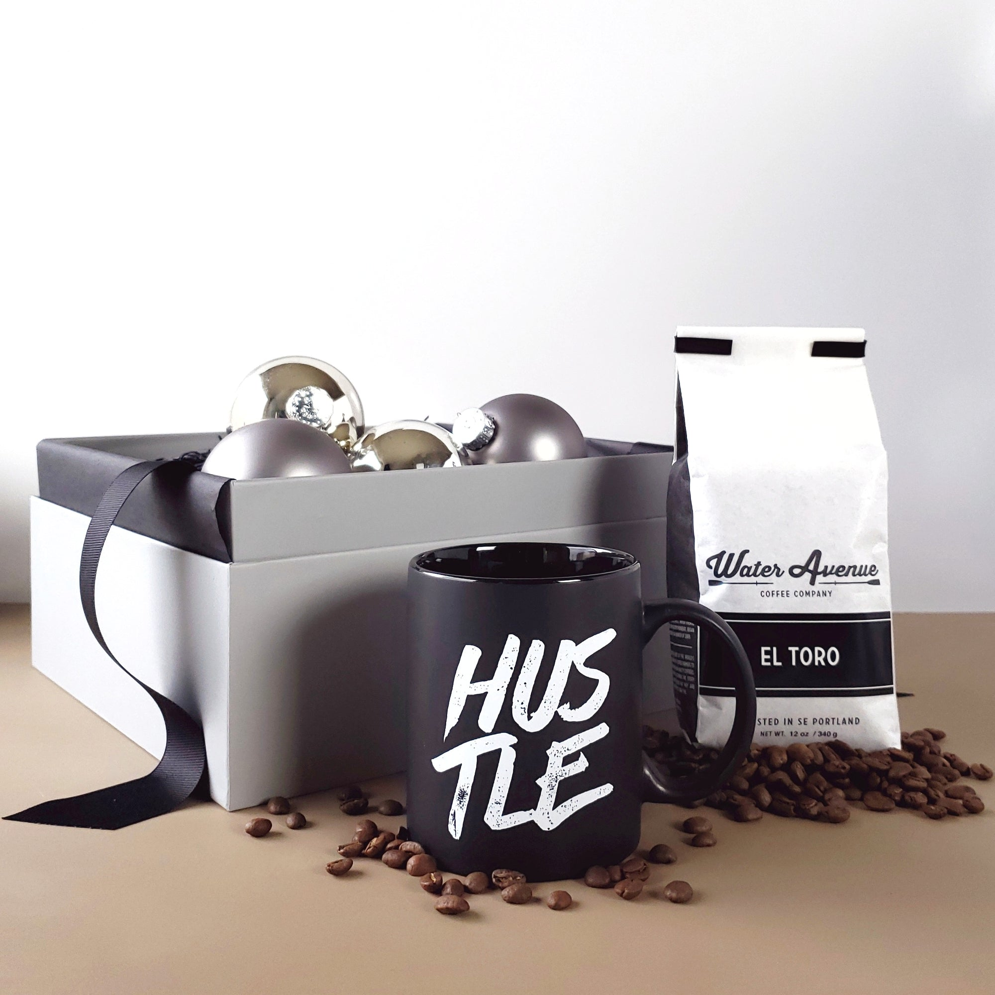 hustle fuel coffee gift box gifts that give back
