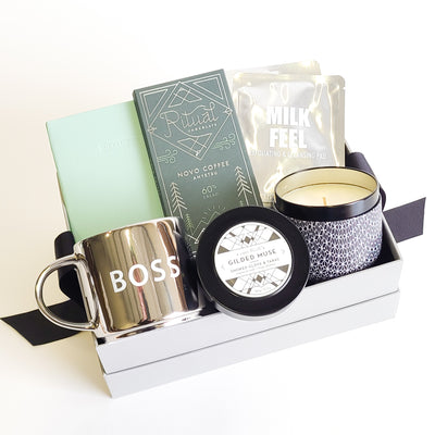 She's the Boss Gift Box