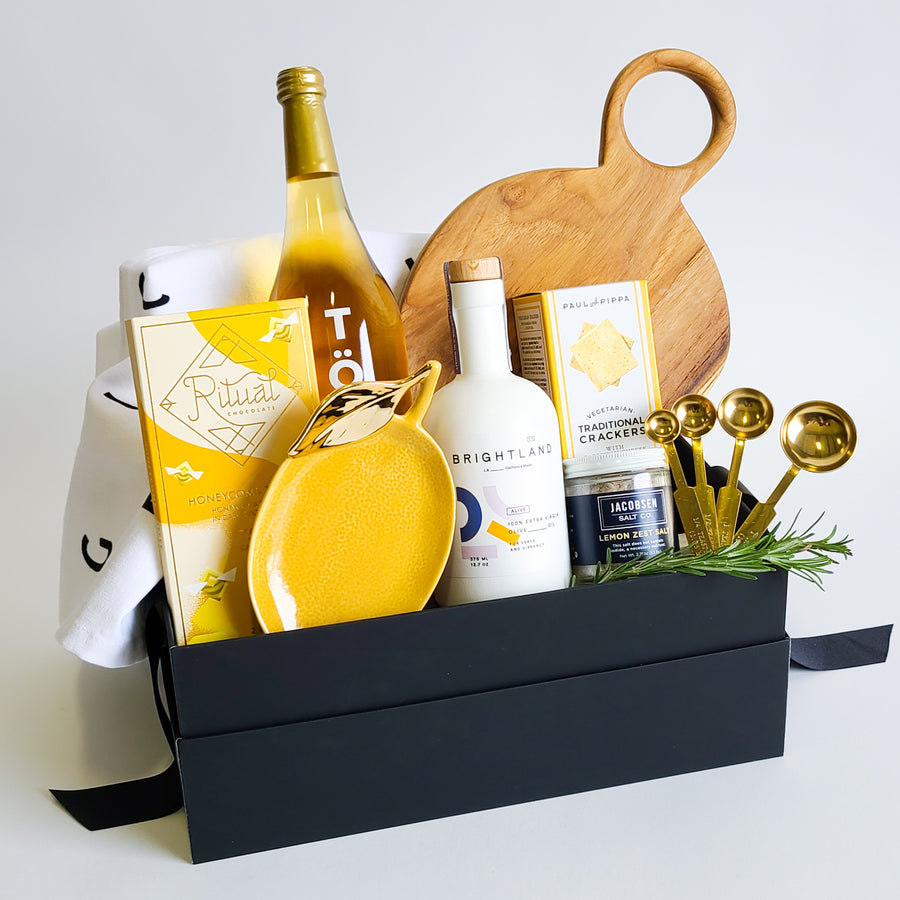 Lemon Zest Gift Box