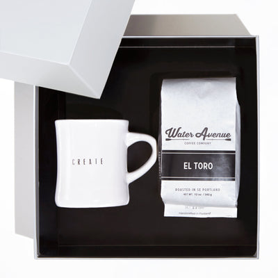 Creativity & Caffeine Gift Box