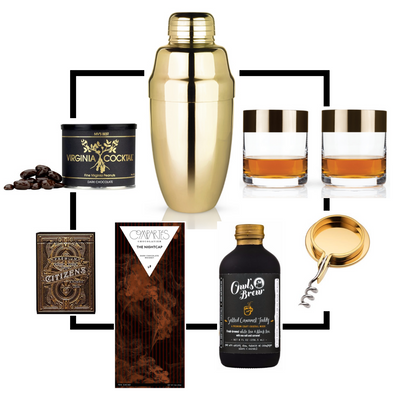 Luxury Cocktail Gift Box