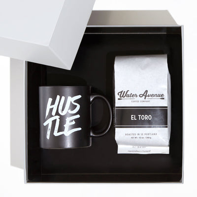 Hustle & Fuel Coffee Gift Box