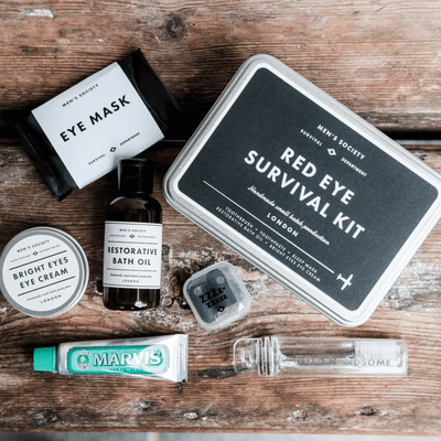 Men's Travel Gift Box