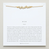 Bryan Anthonys | Mom Necklace, Gold