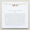 Bryan Anthonys | Beautifully Broken Necklace, Gold