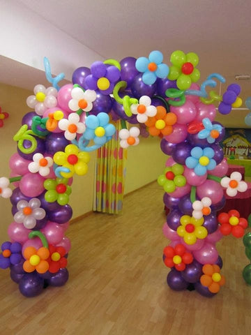 Balloon Decoration Supplies Ideas Where Every Party Begins The
