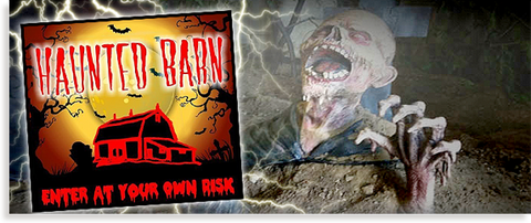 Thiessen Haunted Barn