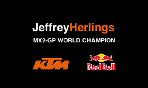 KTM Red Bull's Jeffrey Herlings using our Techinche Hybrid