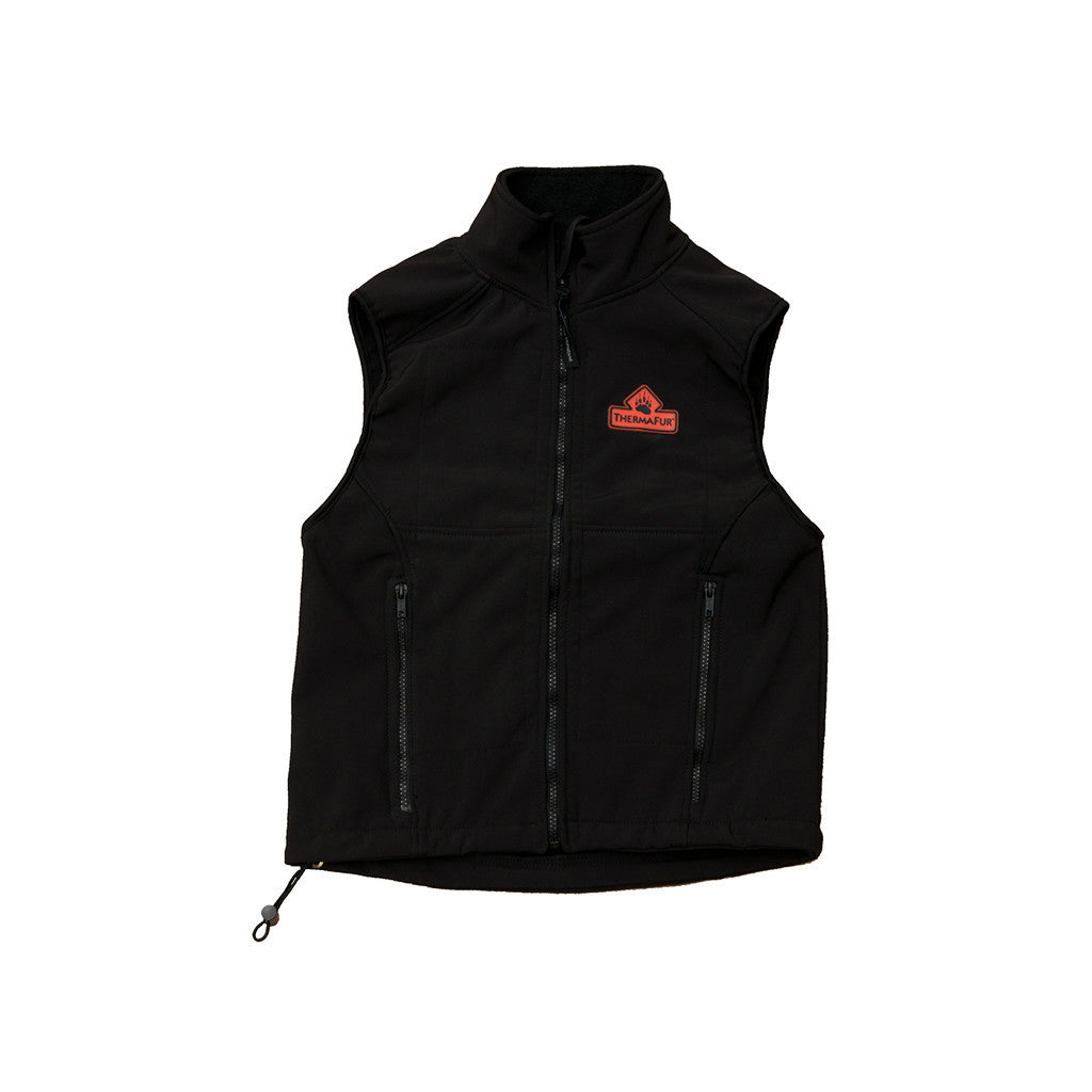 THERMAFUR™ Air Activated Heating Vest – Ultra with Softshell