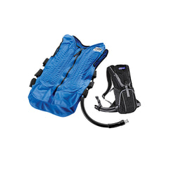 KewlFlow™ Circulatory Cooling Vest with Portable Backpack Cooler
