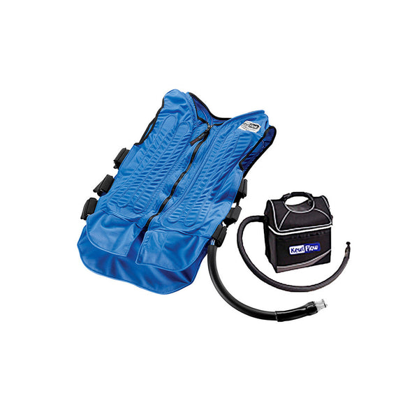 KEWLFLOW™ Circulatory Cooling Vest with Static Cooler