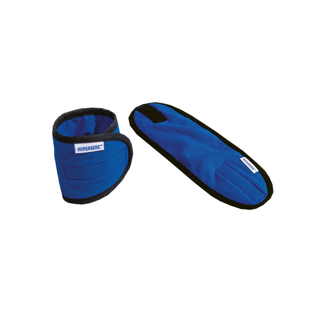 HyperKewl™ Evaporative Cooling Wrist Wrap - blue