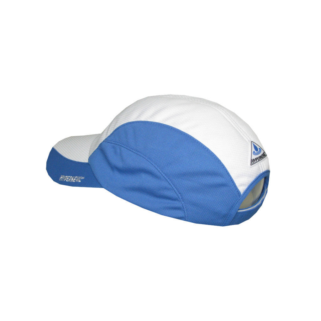 HyperKewl™ Evaporative Cooling Sport Cap - blue and white