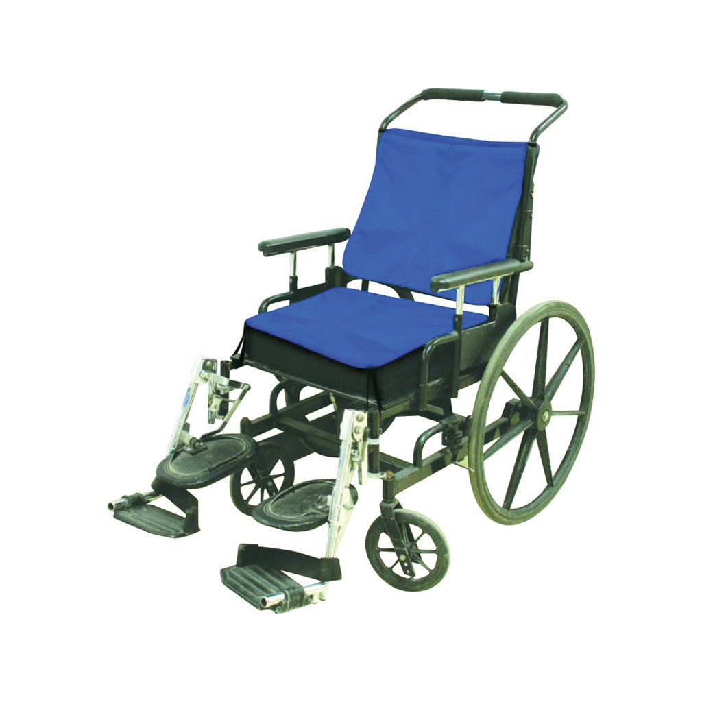 TECHKEWL™ Phase Change Cooling Wheelchair Back & Seat Cushion