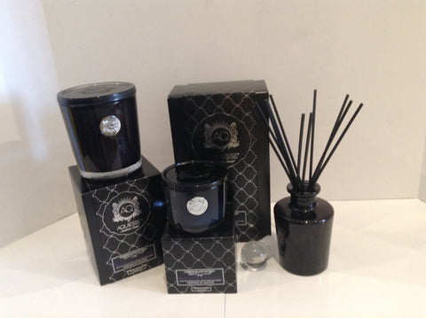 Aquiesse Black Tea & Cognac Collection