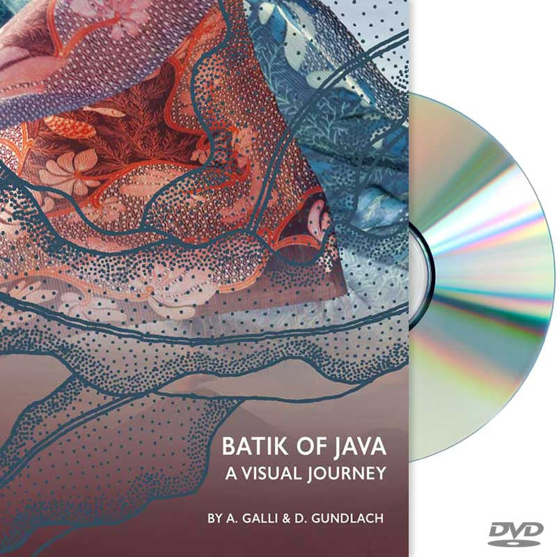 Available on DVD - BATIK OF JAVA: A VISUAL JOURNEY