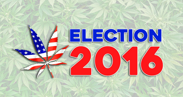 2016 Cannabis Election Results
