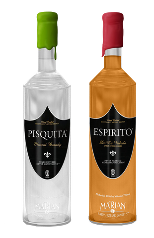 Twin Pack 1 Espirito & 1 Pisquita (CA Residents Only)
