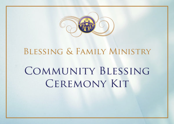 Blessing Outreach: Community Blessing Kit