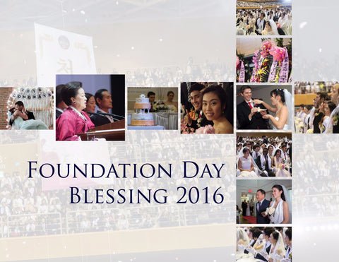 Foundation Day Blessing 2016