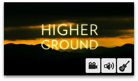 Congregational: Higher Ground