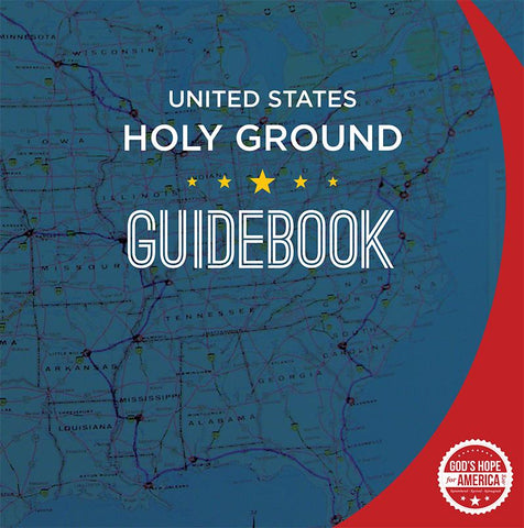 United States Holy Ground Guidebook