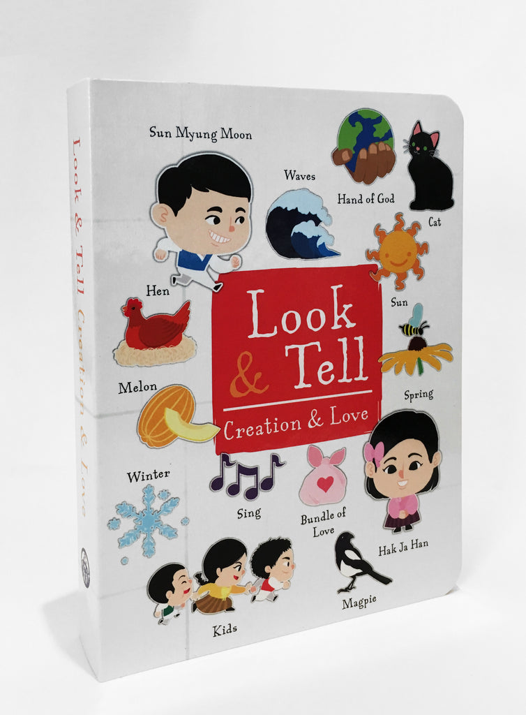 Look & Tell: Creation & Love