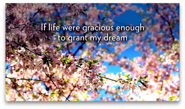 Congregational: If Life Were Gracious Enough