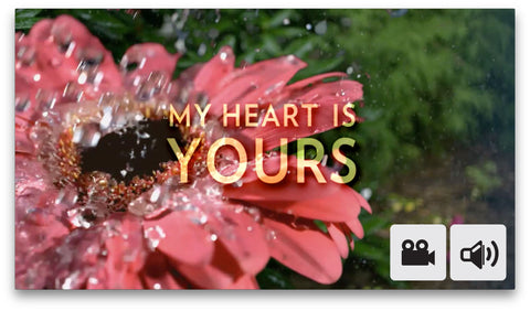 Congregational: My Heart is Yours