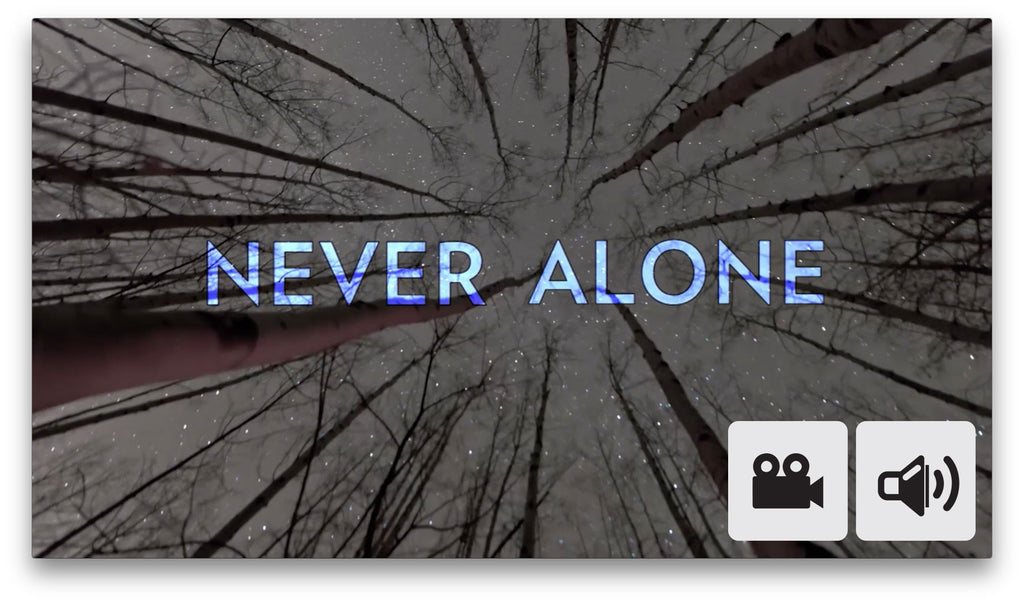 Congregational: Never Alone