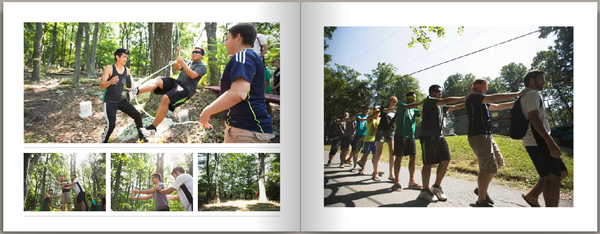 Youth Pastor's Retreat 2015 Photobook