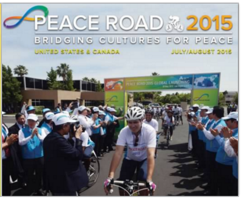 Peace Road 2015 Photobook