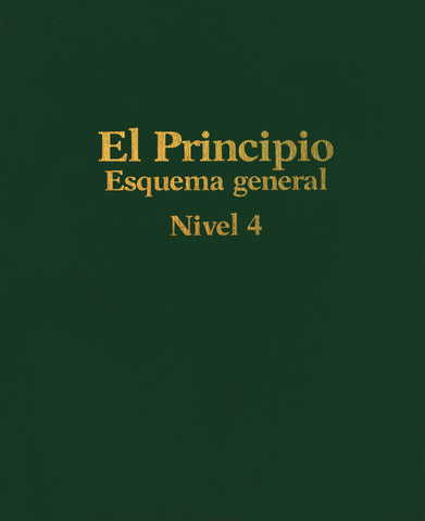 Outline of The Principle - Level 4 COLOR (Spanish)