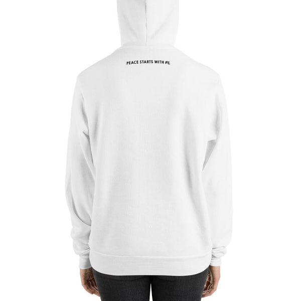Women Hoodie Left Chest Logo