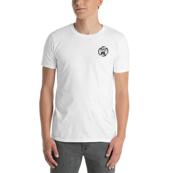 Men T-shirt Left Chest Logo