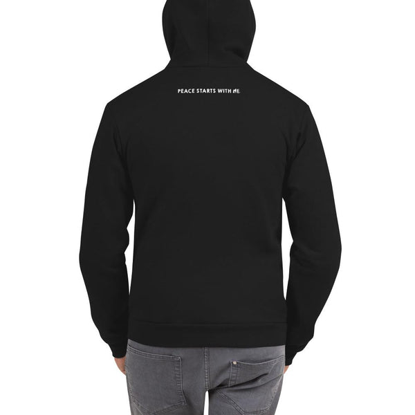 Men Hoodie Zip-Up